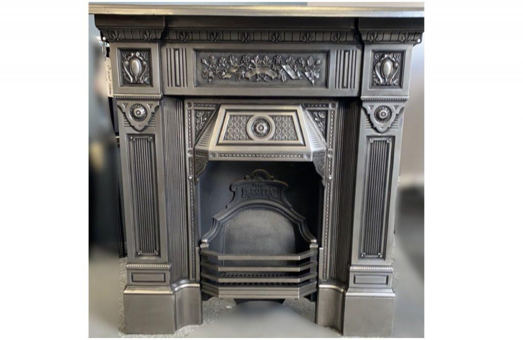 Image of Restored Antique Cast iron 5